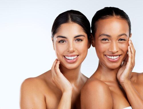 Vous avez la peau mixte ?